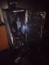 В Крюкове во время пожара погиб пенсионер