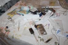Правоохранители изъяли у кременчужанки более 50 доз наркотиков