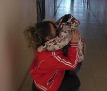 В Кременчуге мамочки «потеряли» детей