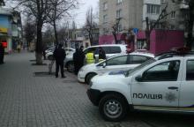 Кременчугские полицейские «прижали» «крутой» джип