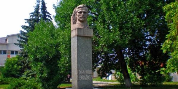 В ближайшие дни в Кременчуге «декоммунизируют» памятник