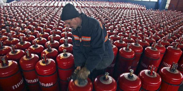 На Полтавщине хотят снизить цену на сжиженный газ для населения