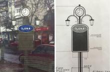 На Соборной появятся часы и «пушкинские» фонарики