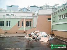 Малецкий не смог назвать дату открытия детсада-школы