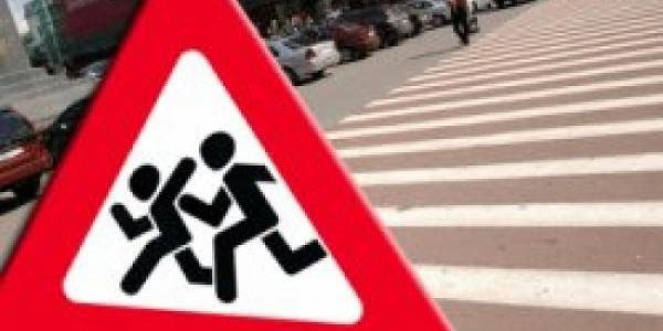 12-летнюю девочку в Кременчуге сбила машина