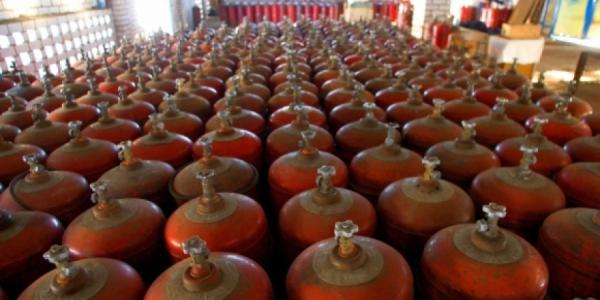 Кременчужанам газ в баллонах будут возить по графику и оптом