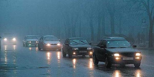 В ближайшие сутки на Полтавщине – туман и гололедица