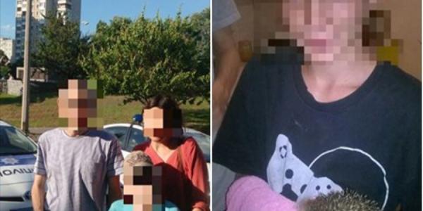 Патрульные Кременчуга за сутки разыскали двух пропавших детей