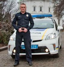 Начальником Департамента патрульной полиции в Полтаве назначен Виталий Мельничук