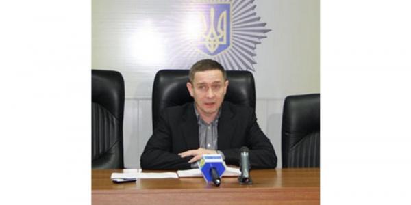 Начальник «сельской» милиции Мартыш может сменить замначальника горотдела милиции Окуня (дополнено)
