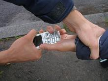 Воры нацелились на «мобилки» школьников