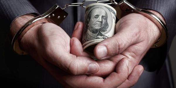На Полтавщине СБУ задержала полицейского за взятку
