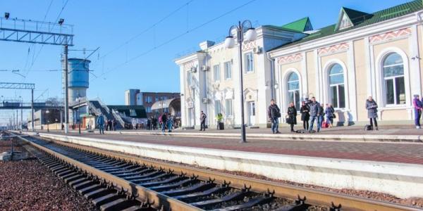 Через Кременчуг пройдет дополнительный ночной поезд