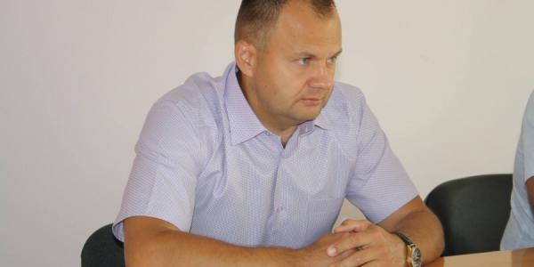 Кременчугское райотделение полиции возглавил экс начальник водной полиции Стешенко