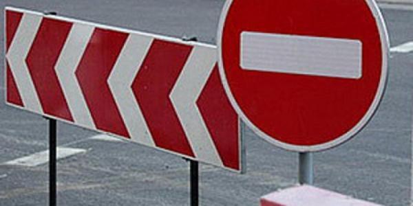 С 27 апреля по 13 мая движение по Гвардейскому переулку закроют