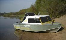 В Кременчуге украли 2 велосипеда и лодку