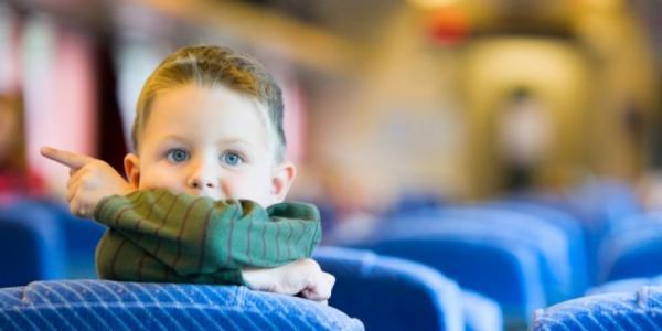 В Кременчуге подсчитали количество детей, которым полагается бесплатный проезд