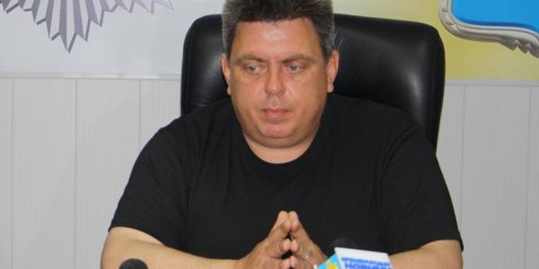 Патрульная полиция задержала командира роты «Кременчуг» Беркелю