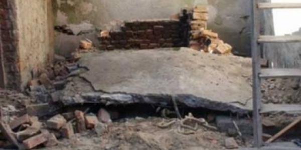 В Кривушах мужчина погиб под завалами