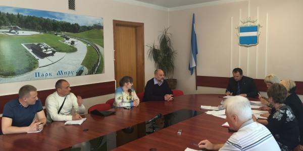 Материальную помощь из бюджета Кременчуга получили около полусотни участников АТО