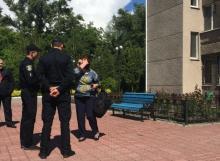 Кременчужанка Атамась «держала прокурора Скрипку при себе» до 20.30