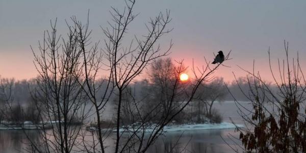 На выходных в Кременчуге будет сыро и умеренно прохладно