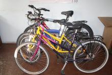 В Кременчуге задержан велосипедный вор