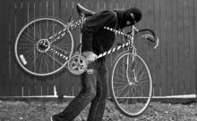 В Кременчуге за сутки украли сразу три велосипеда