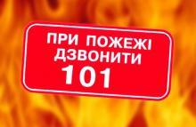 В Кременчуге за сутки случилось два пожара