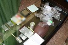 В Кременчуге изъято 300 доз метамфетамина