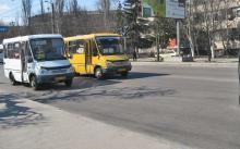 Кременчугские маршрутки не придерживаются своих маршрутов движения