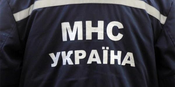 Кременчугские спасатели помогли дедушке и спасли кота