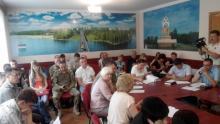 Матпомощь участникам АТО в Кременчуге останется прежней