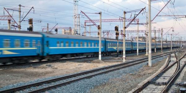 На майские праздники через Кременчуг пройдет три дополнительных поезда