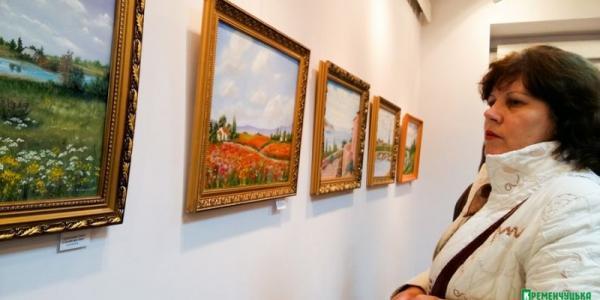 Кременчужан ждут «Яркие мгновения творчества» местных художниц