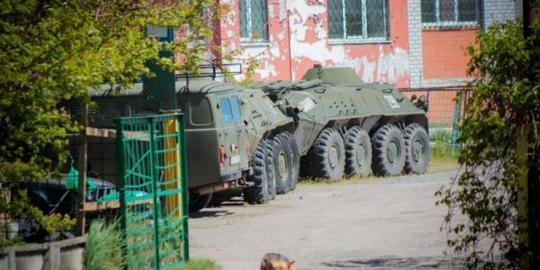 На востоке не хватает техники, а в Кременчуге застряли БТРы
