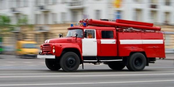 В Кременчуге рано утром горел автомобиль