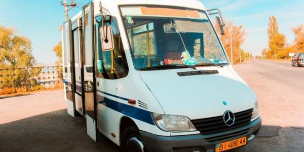 По маршруту № 10 и 17 пять лет будут ездить современные микроавтобусы