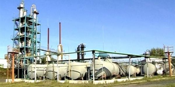 На Полтавщине «прикрыли» незаконный нефтяной завод