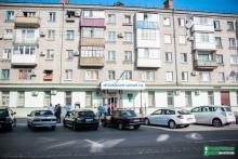 Возле Автозаводского райсуда ограничено движение транспорта