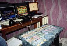 В Кременчуге прикрыли сеть казино