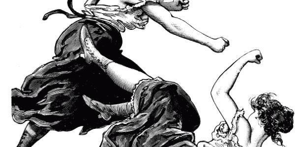 В Кременчуге суд «оценил» женскую драку в баре в 8 тысяч