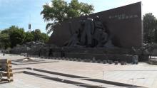 Ремонт мемориала «Вечно живым» в этом году не закончат, - Кравченко