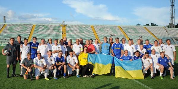 Матч памяти Бабаева сыграют ветераны-футболисты