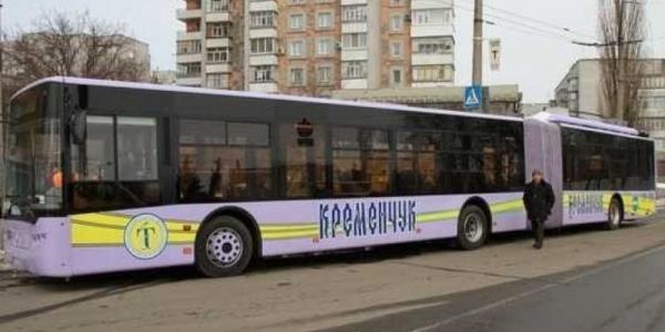 Кому в Кременчуге «не дают спать» новые троллейбусы