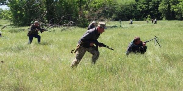 Под Кременчугом пройдут командно-штабные учения