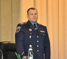 Бех стал полноправным начальником милиции Полтавщины