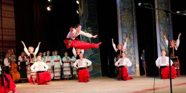 «Славутич» отметил 40-летний юбилей аншлагом