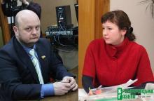 Депутаты от «БПП «Солидарність» и Писоцкий встали за Ульянова против Пиддубной