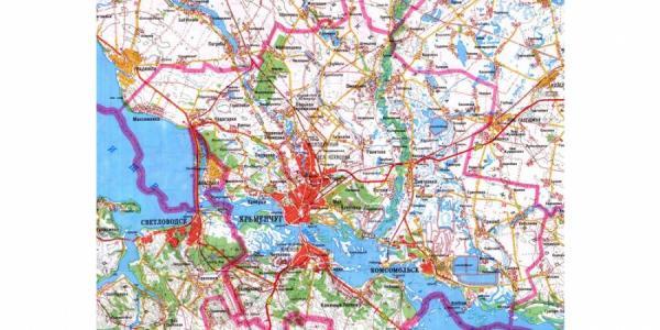 Кременчугский район через год может развалиться